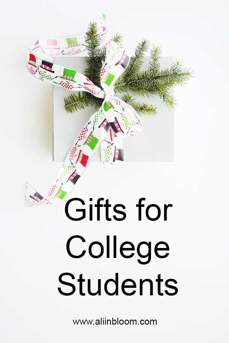Christmas Gifts For College Students.Best Christmas Gifts For College Students Ali In Bloom